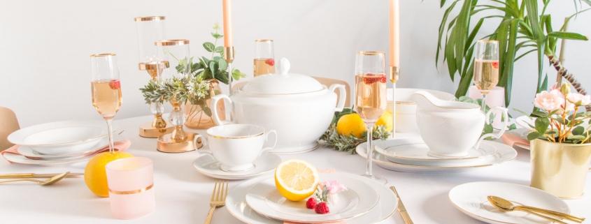 Polska porcelana MariaPaula wzbogaci rodzinne chwile przy wielkanocnym stole