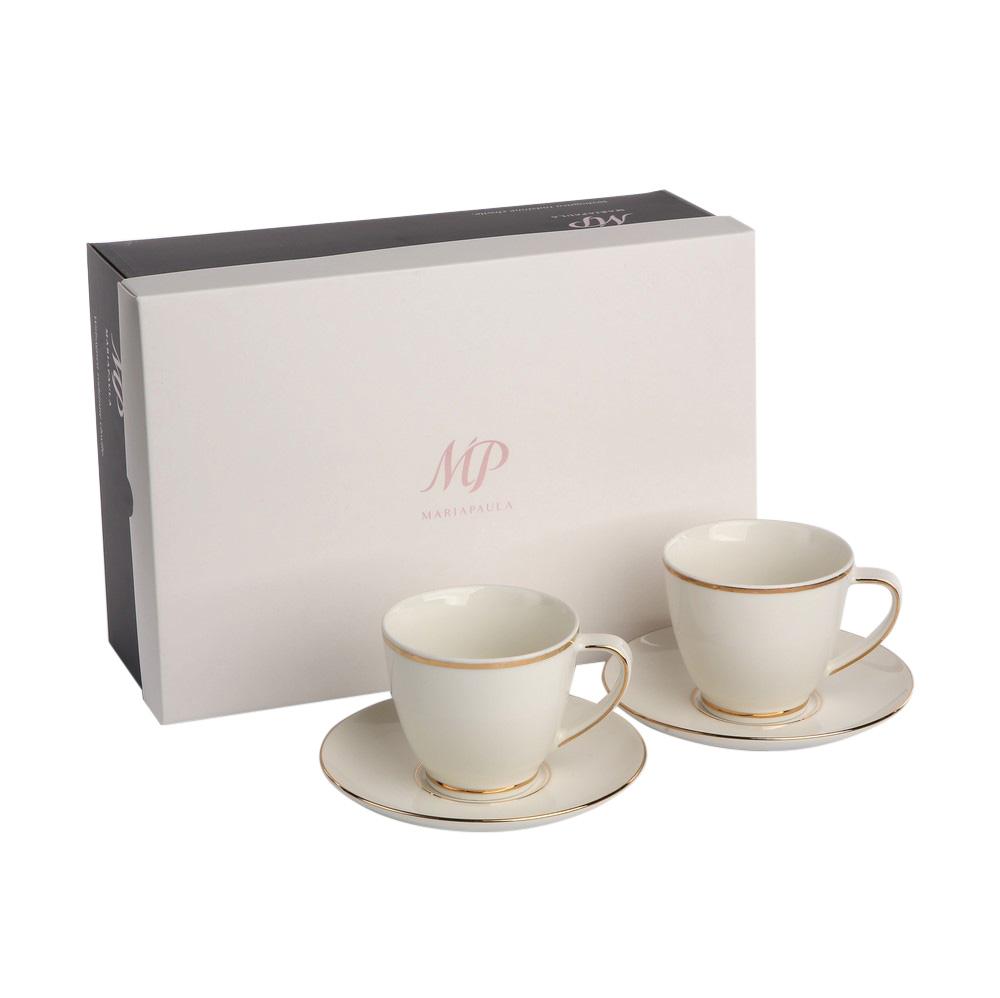 Porcelana MariaPaula sprzedawana jest w eleganckich zestawach prezentowych