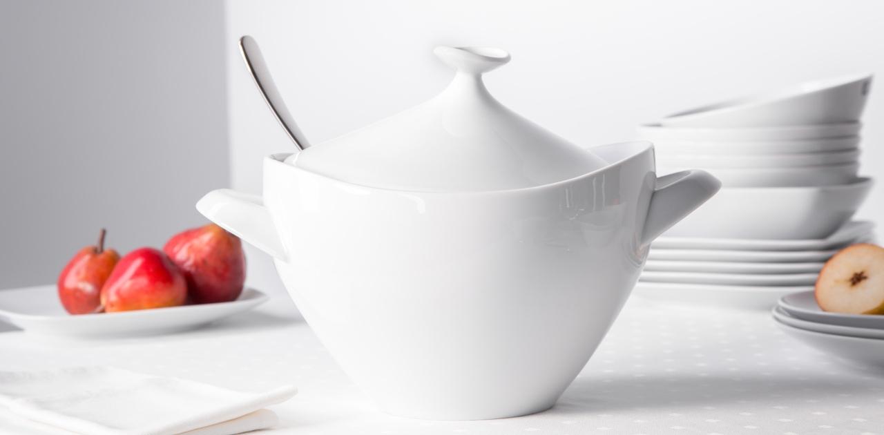 Porcelanowa waza MariaPaula kolekcja Moderna