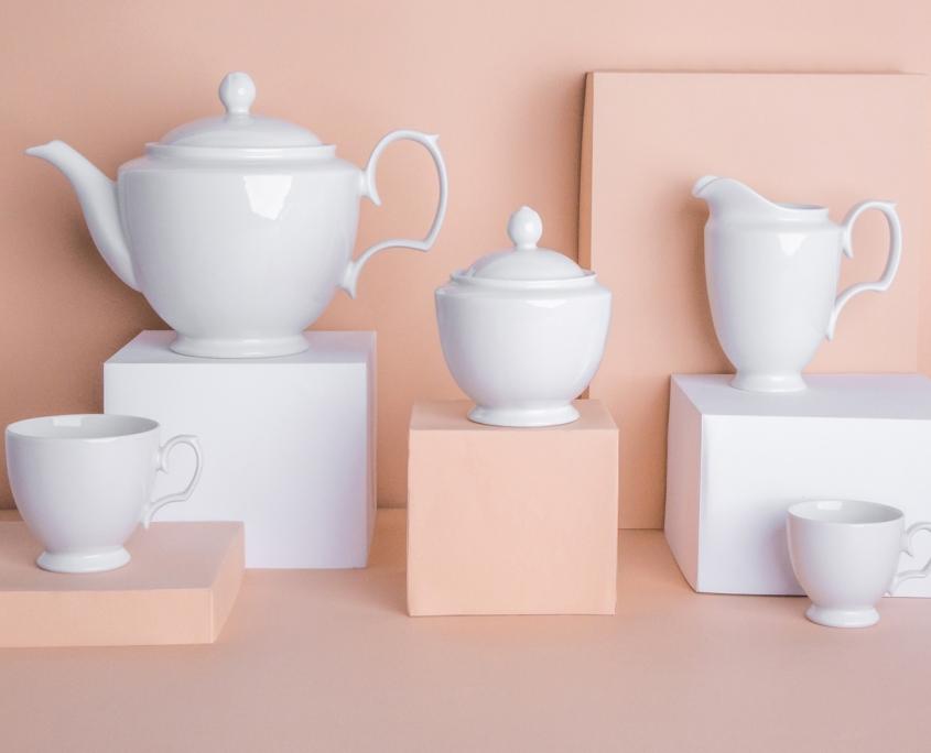 Biała porcelana, MariaPaula Klasyka Biała