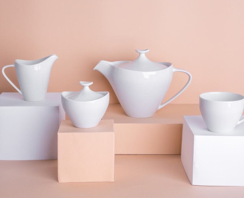 Kolekcja MariaPaula Moderna, porcelana MariaPaula