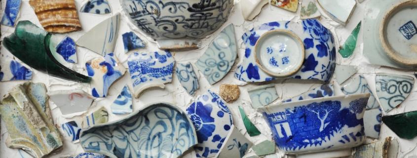 gdzie wyrzucić rozbitą porcelanę, segregacja śmieci,